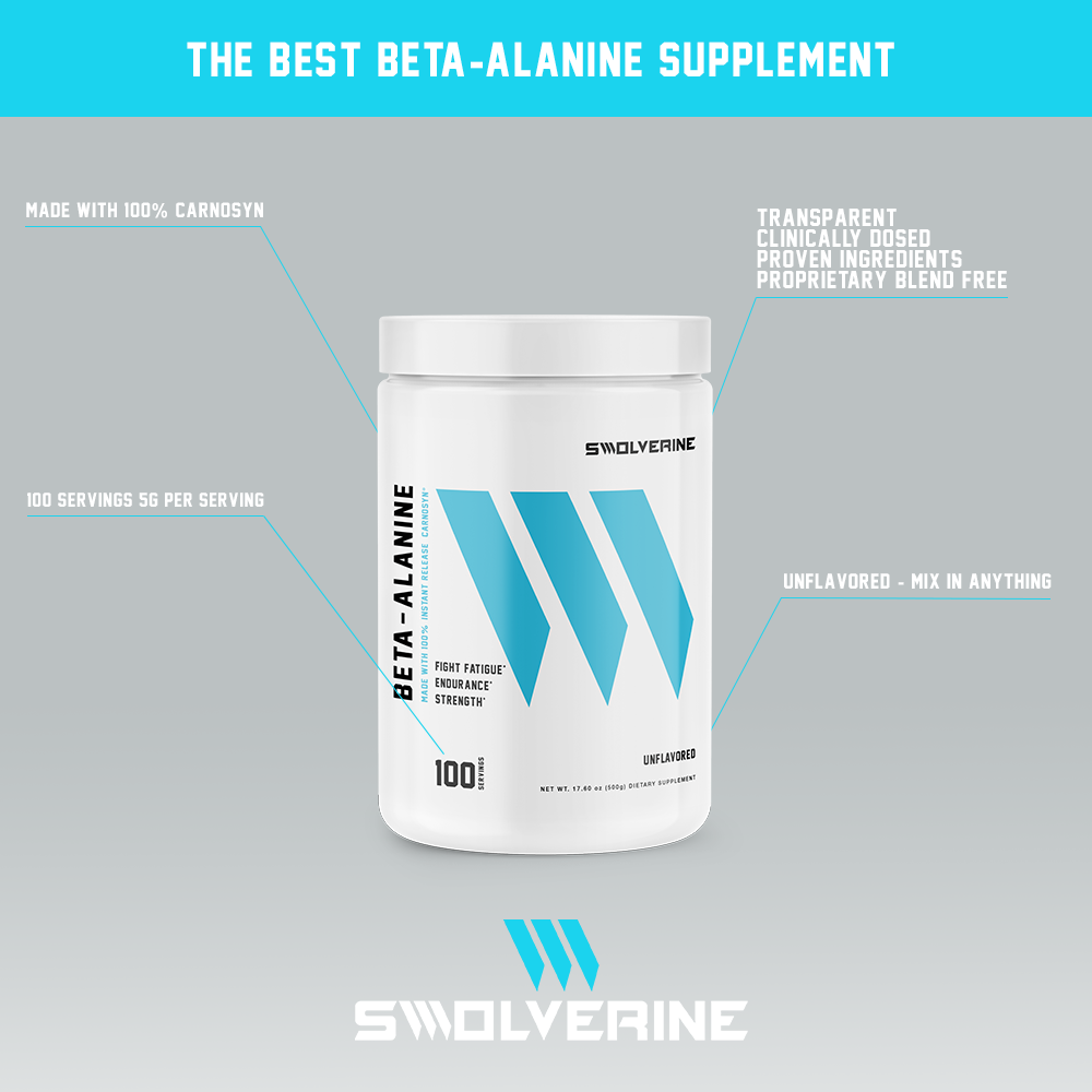 Best Beta-Alanine Supplement