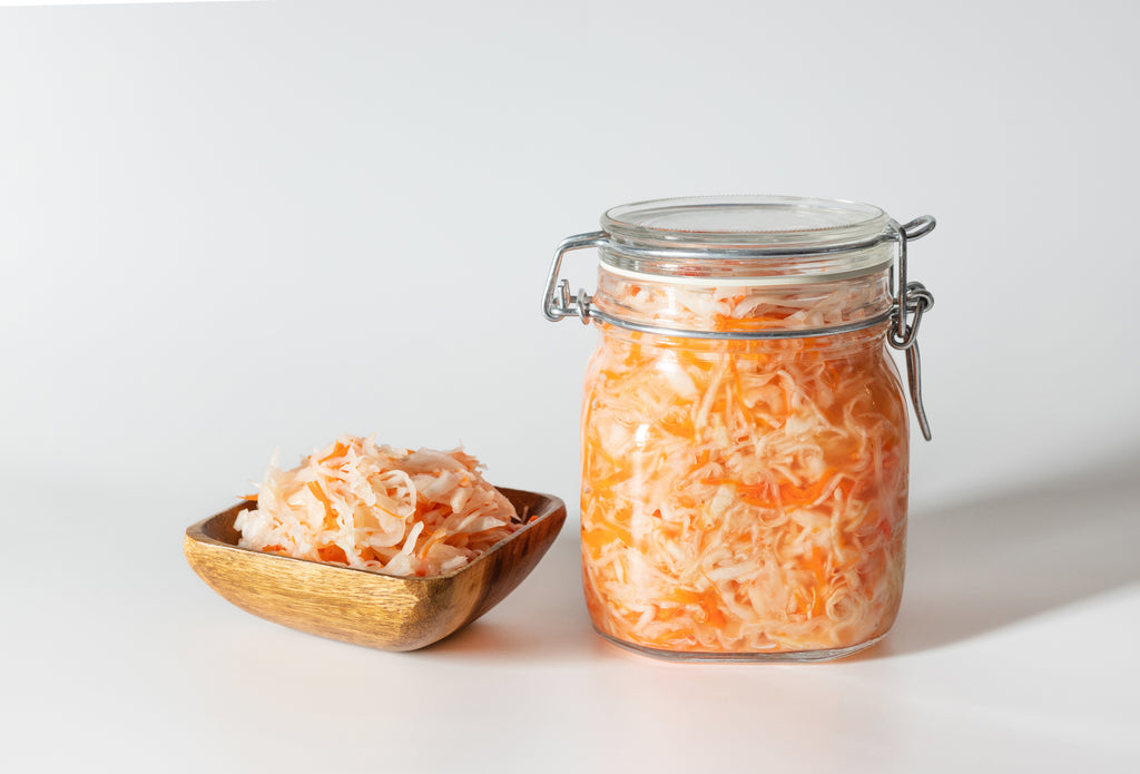 Best Foods To Break A Fast - Fermented Foods - Swolverine
