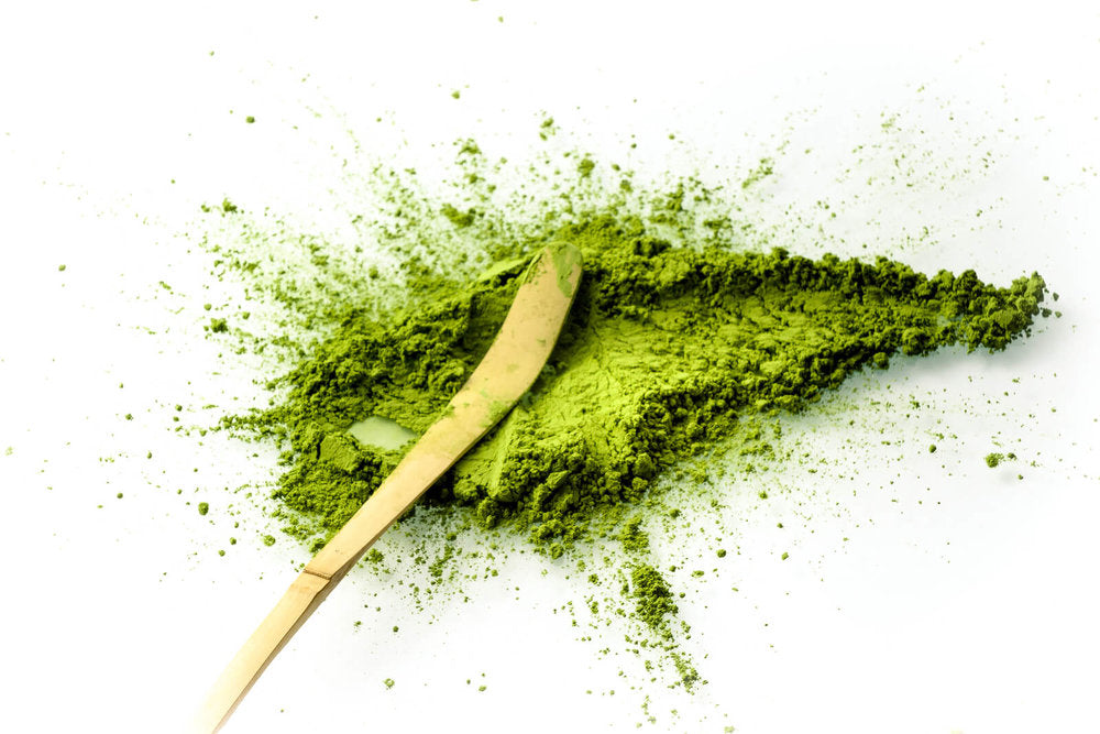 Best Natural Caffeine Sources Other Than Coffee - Matcha