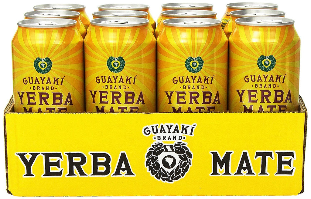 Best Natural Caffeine Sources Other Than Coffee - Yerba Mate