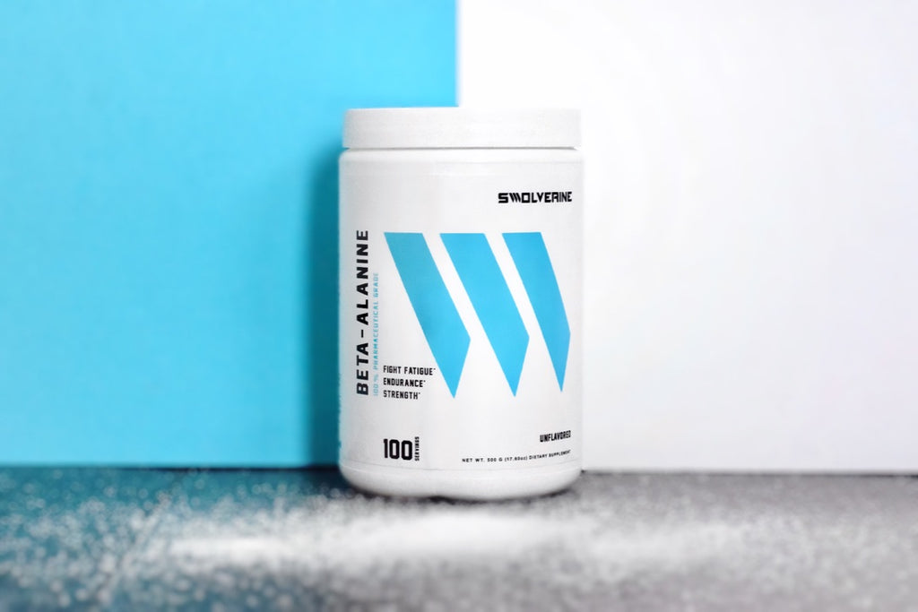Beta Alanine Vs BCAA