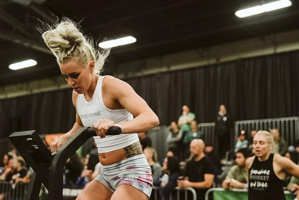 Danika Lawson CrossFit - Swolverine Athlete