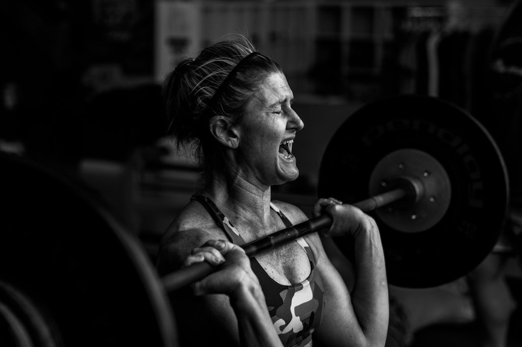 Photography by Deano Kyritsis CrossFit Australia Swolverine
