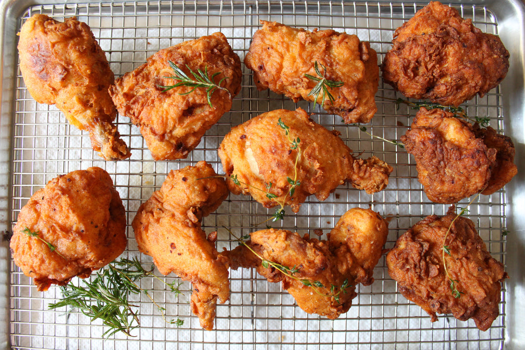 4 Healthy Fried Chicken Recipes Without The Guilt