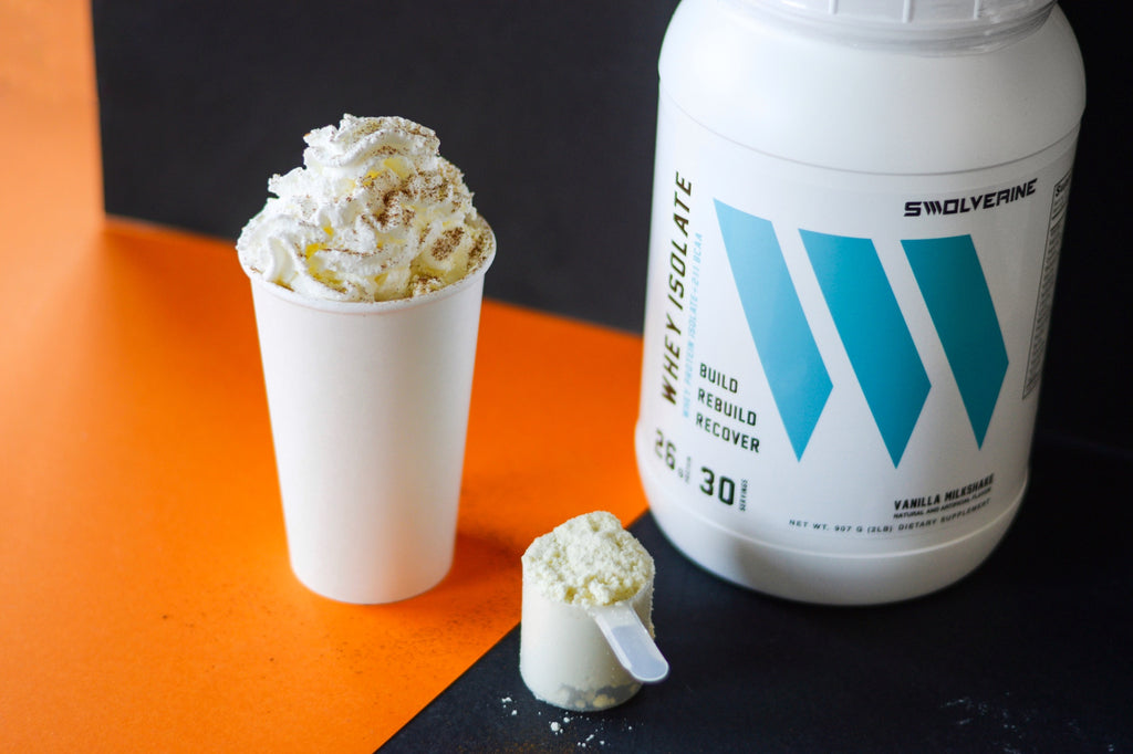 Homemade Pumpkin Spice Latte Recipe - Swolverine