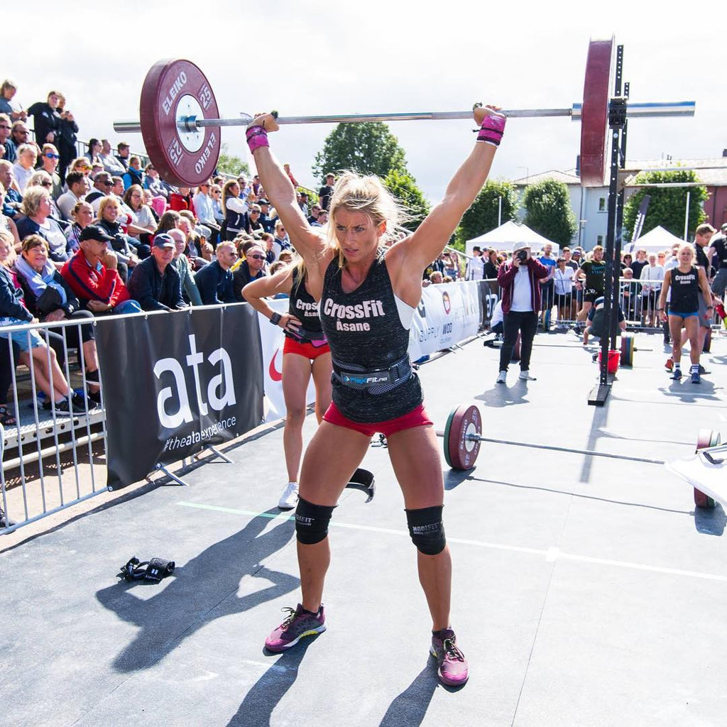 The Hottest CrossFit Girls At The 2018 CrossFit Games