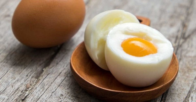 Eggs Increase Collagen Production
