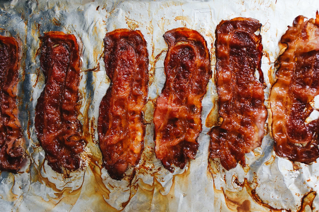 How To Make Bacon In The Oven - Swolverine