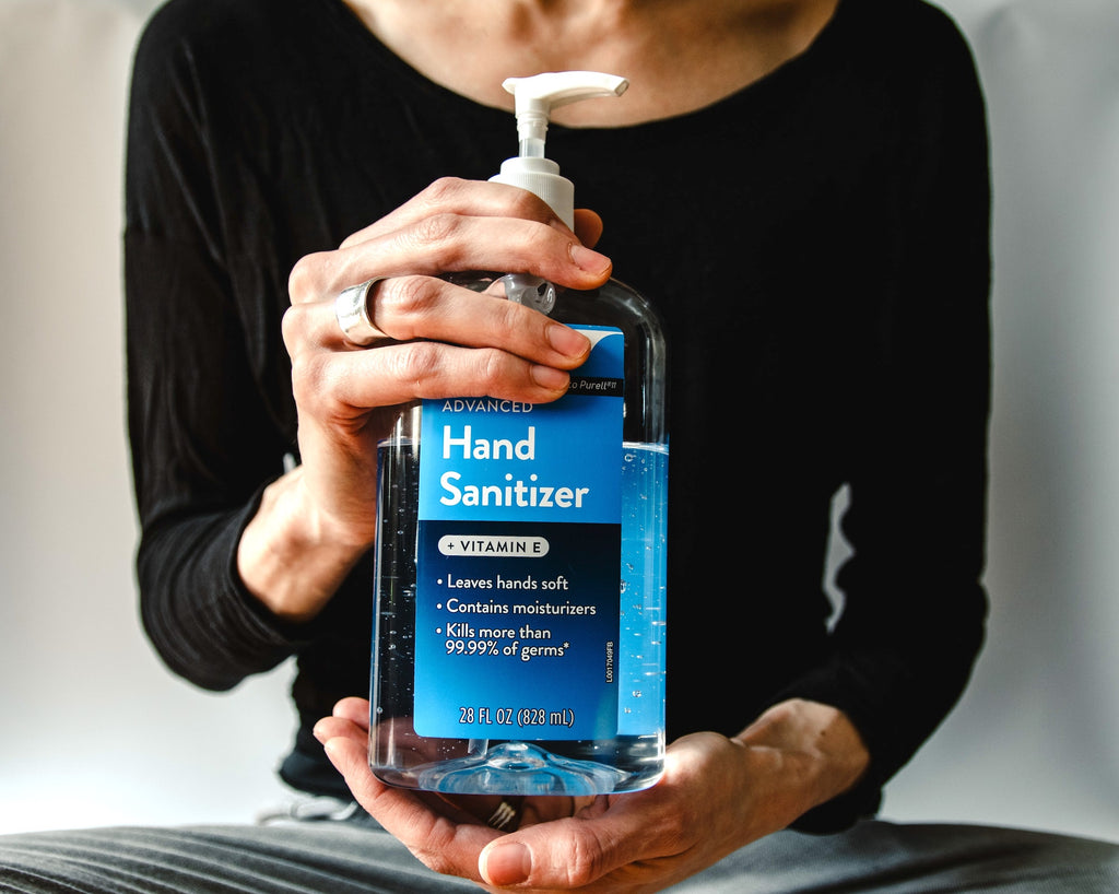 How To Make Your Own Hand Sanitizer By Swolverine