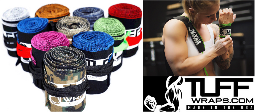 Tuff Wraps - The Best CrossFit Gear Of The Year