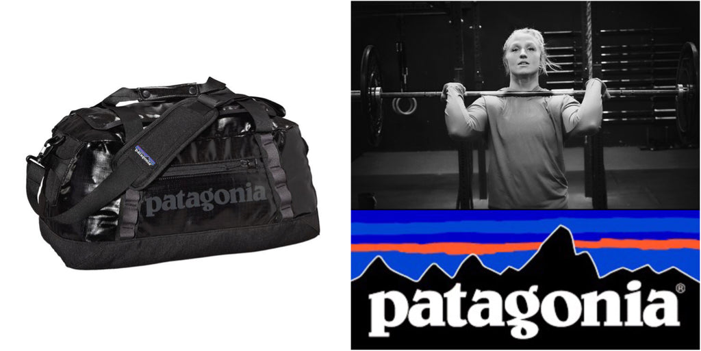 Best Crossfit Gear - Patagonia Black Hole Duffle Bag