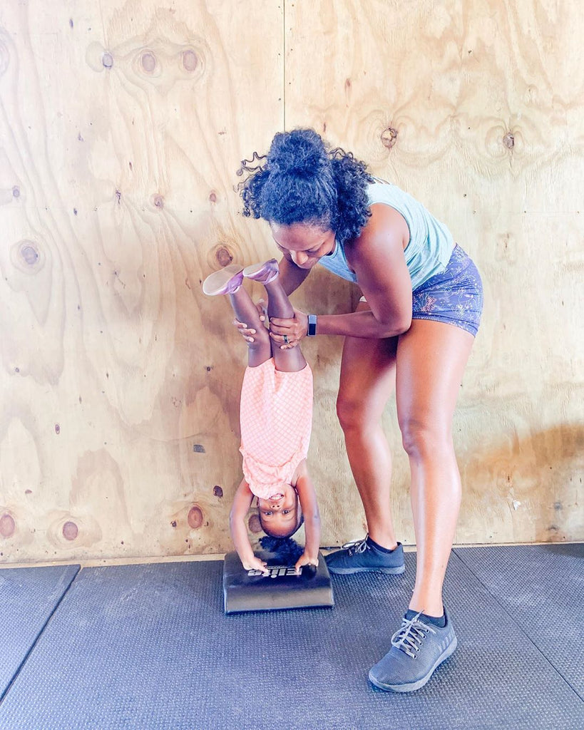 Inspiring CrossFit Moms: Rina - Sneads Ferry CrossFit - Swolverine