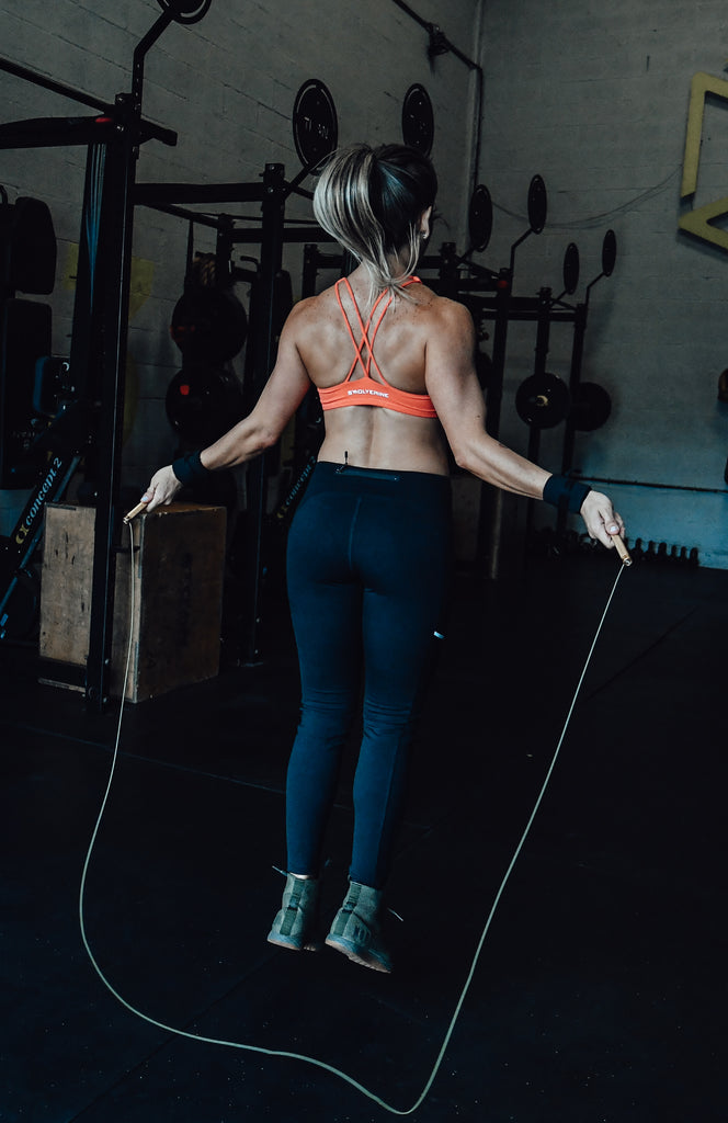 Is Jump Rope Better Than Running At Burning Calories? - Swolverine