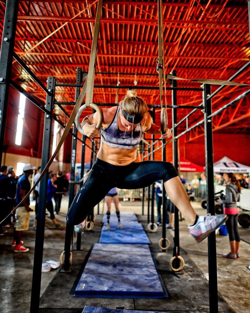 Janet Black - CrossFit Games - Swolverine Athlete