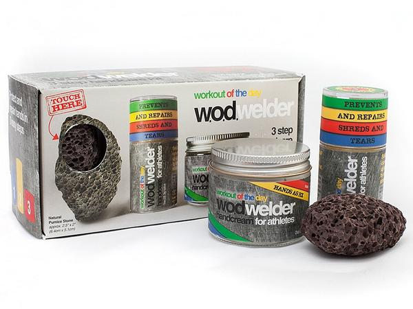The Best HandCare For Athletes - WOD Welder