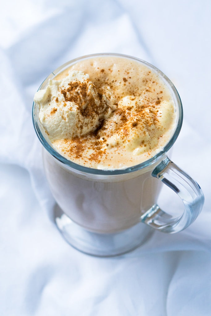 Keto Pumpkin Spice Latte Recipe