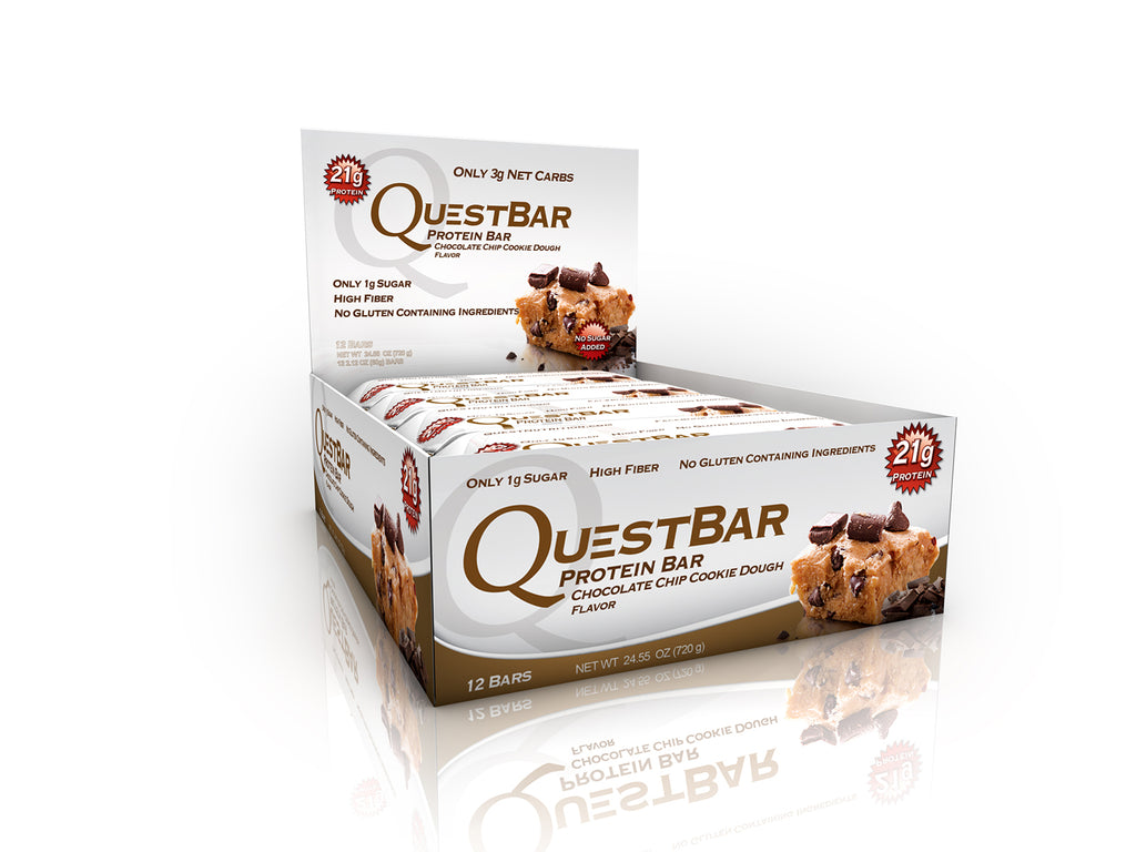 Quest Bar Vs Oh Yeah Bar
