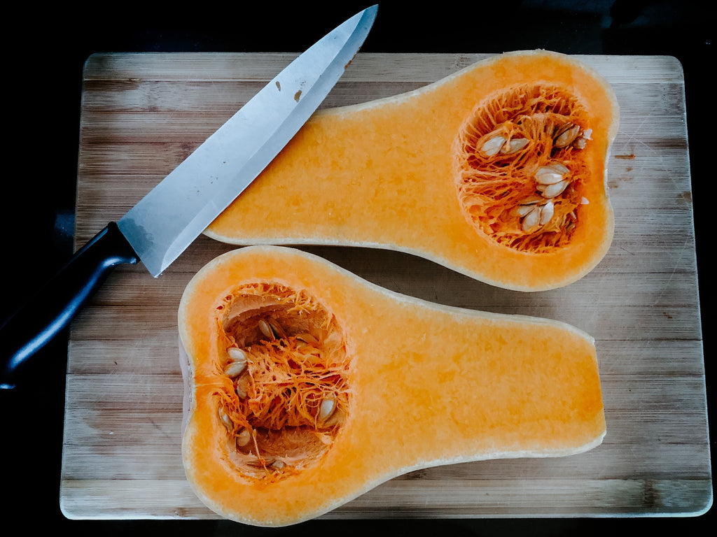 RECIPE: Butternut Squash Soup Roasted To Perfection - Swolverine