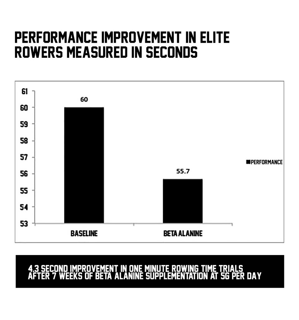 Beta-Alanine Helps Improve Endurance And Performance