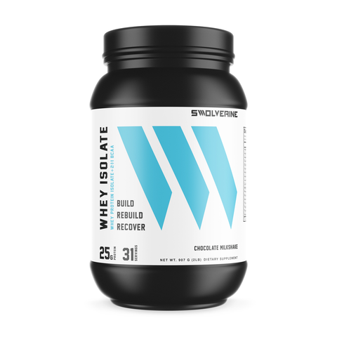 SWOLVERINE - Whey Protein Isolate