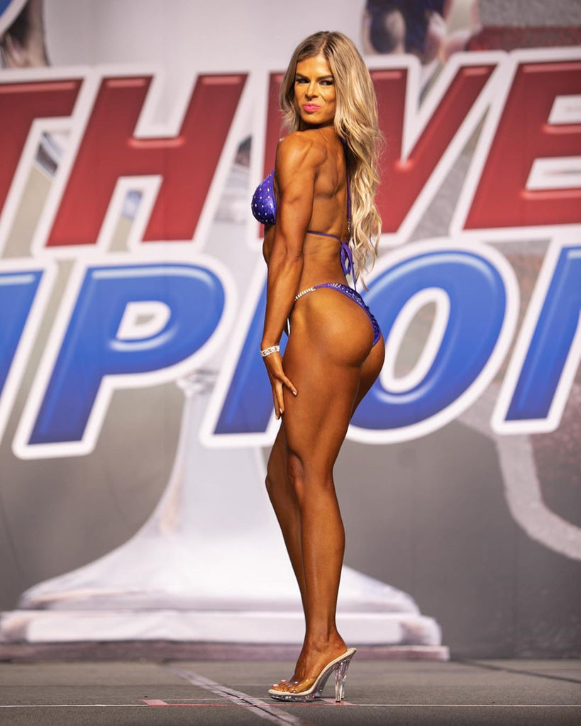 Sarah Herse Bodybuilding Swolverine Athlete