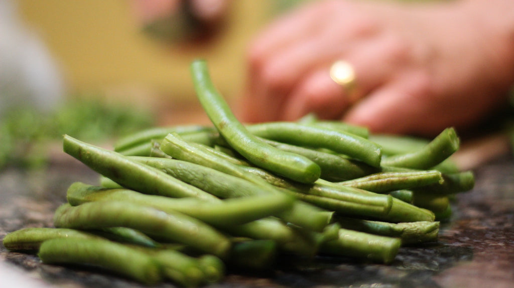 Sautéed Garlic Green Bean Recipe - Swolverine