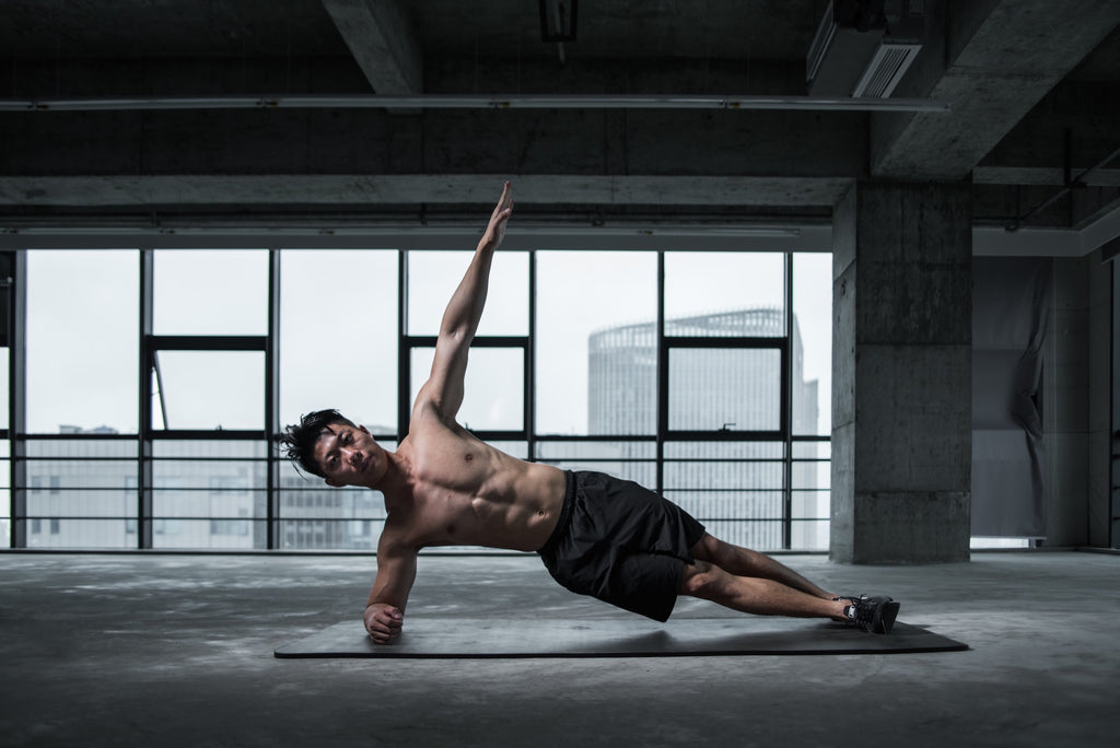 The 15-Minute Quick Core Workout You Can Do At-Home - Swolverine