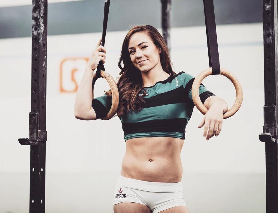 the top hottest crossfit athletes at the 2018 crossfit games