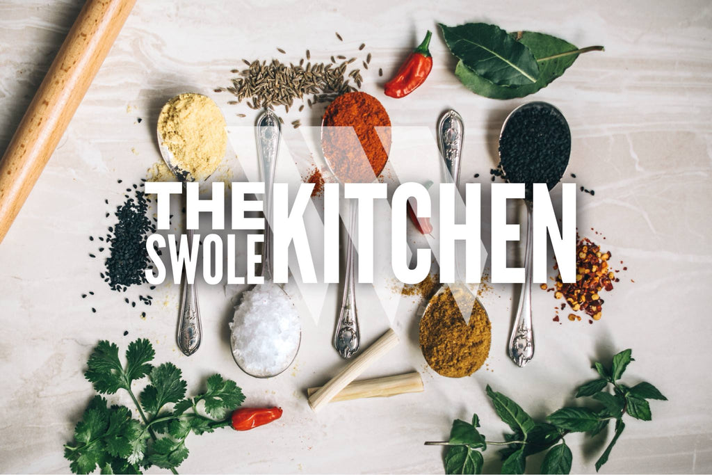 The Swole Kitchen - Nutrition Programming - Swolverine