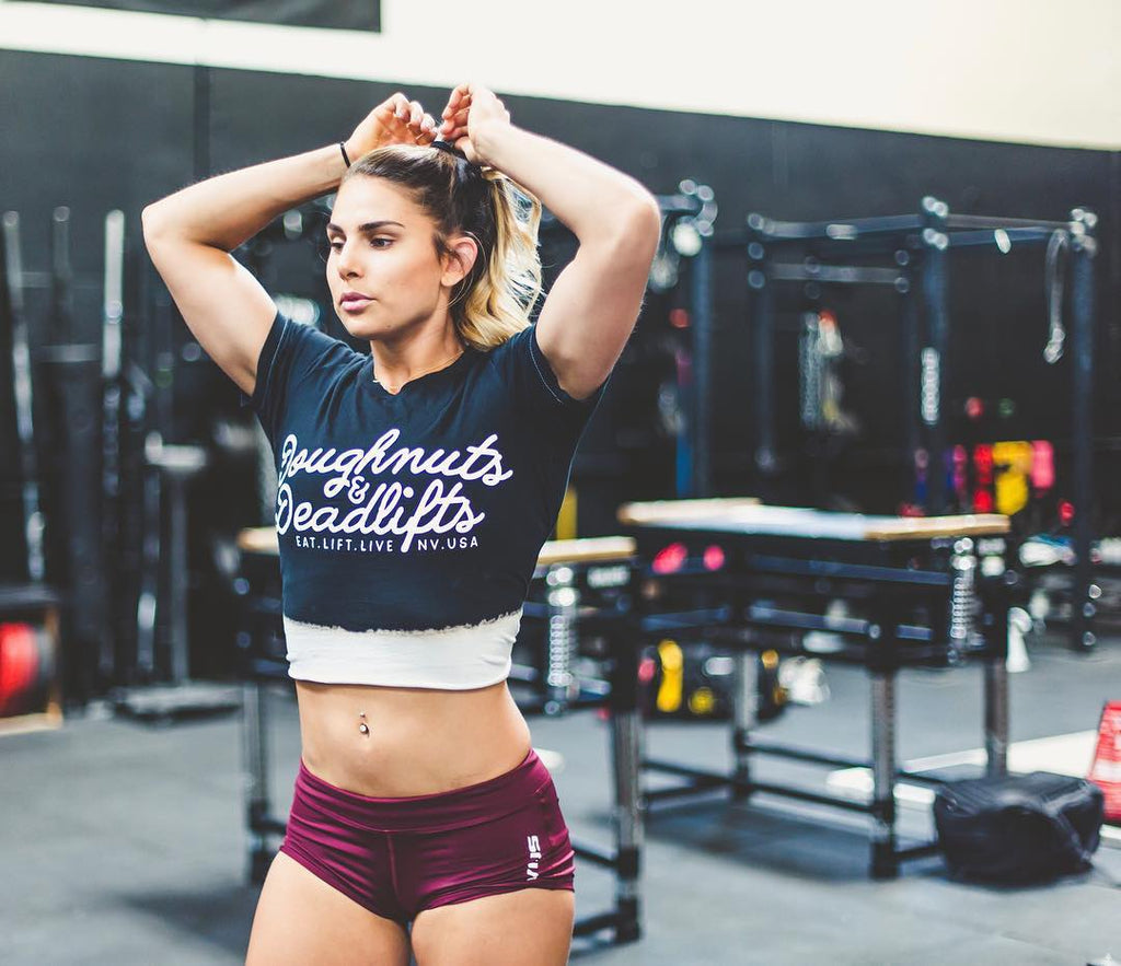 The top hottest female crossfit athlete at the 2018 crossfit games
