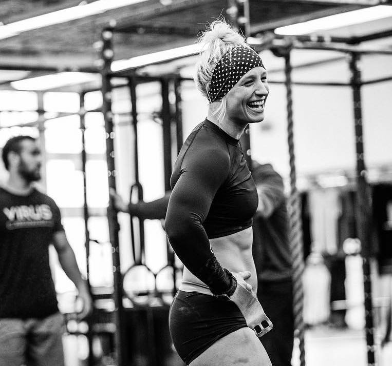 The top hottest female crossfit athletes to watch at this years 2018 crossfit games