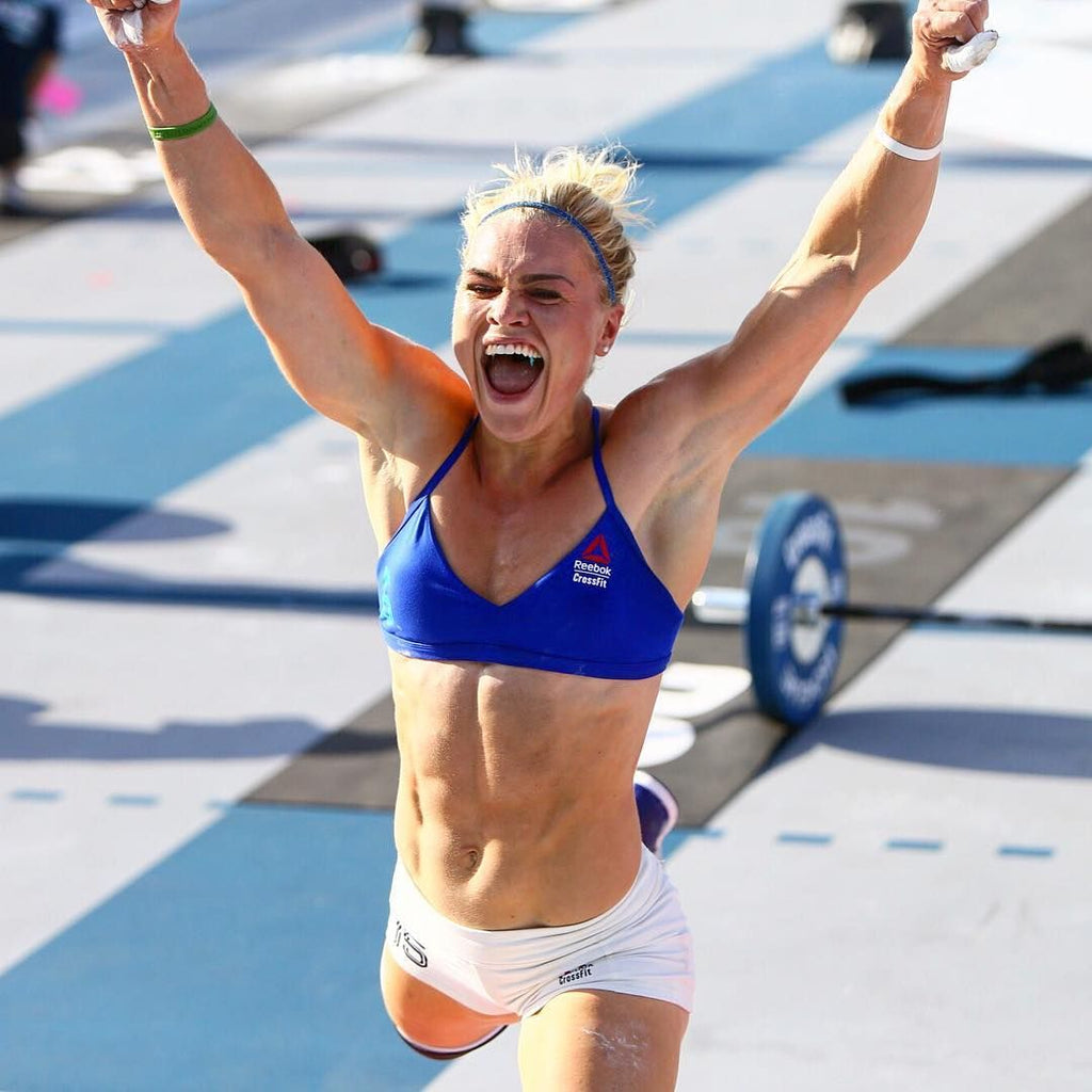 The top hottest crossfit girls at the 2018 crossfit games