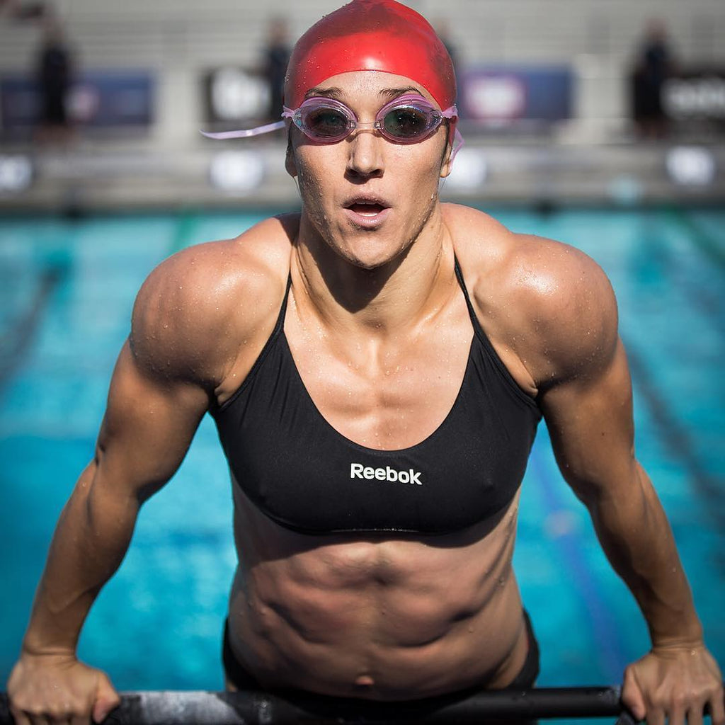 The top hottest crossfit athletes at the crossfit games