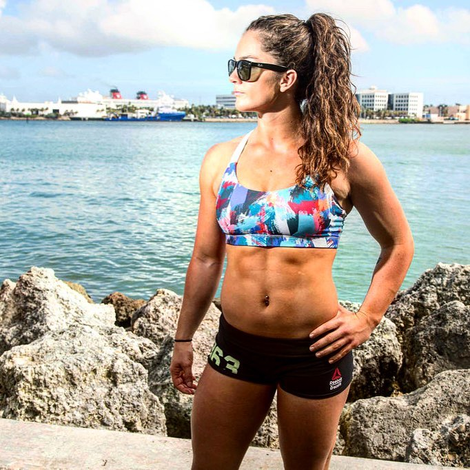the top hottest crossfit games athletes