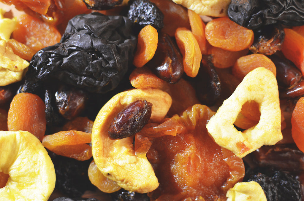 Unhealthy Healthy Foods - Dried Fruit