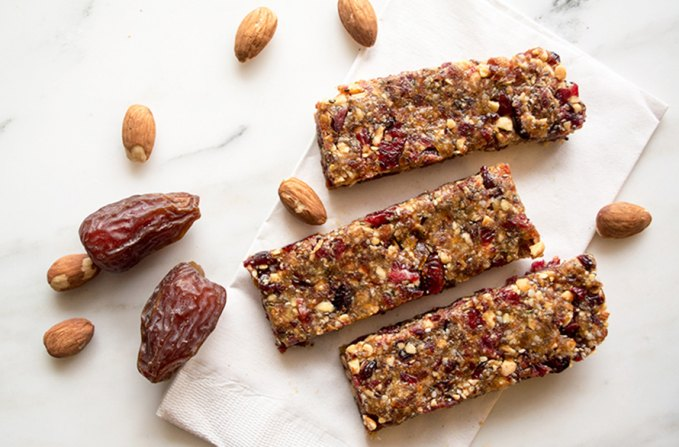 Unhealthy Healthy Foods - Energy Bars