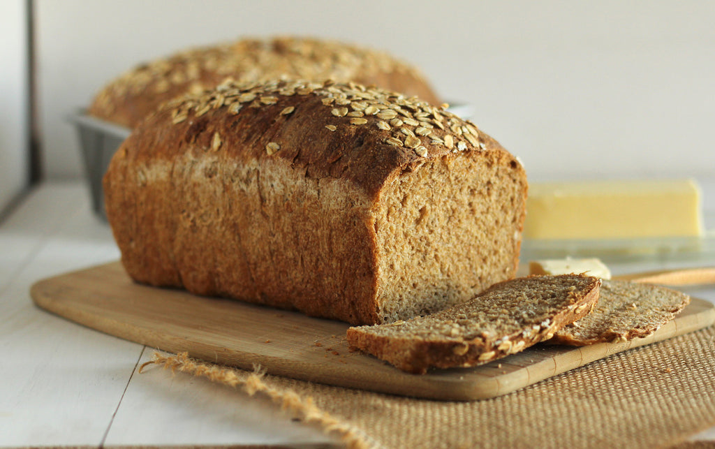 Unhealthy Healthy Foods - Whole Wheat Bread