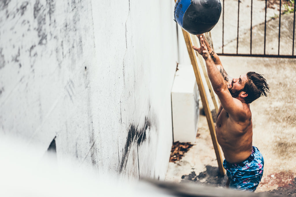 Wall Balls - How To Crush Your Wall Balls - Swolverine