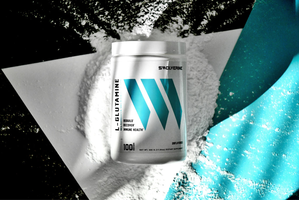 What Is L-Glutamine And What Are The Benefits - Swolverine