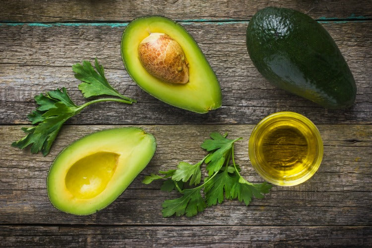 what cooking oil is best for you - avocado oil