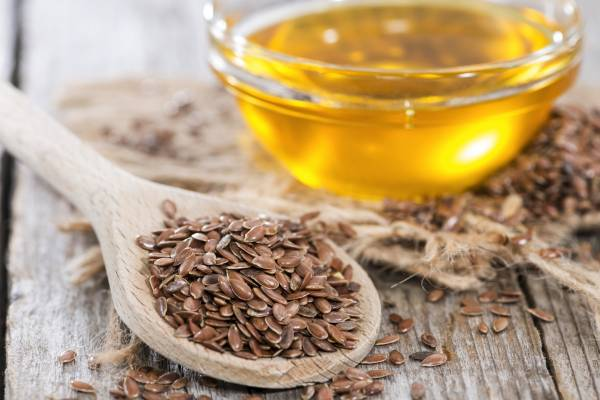 What cooking oil is best for you - flaxseed oil