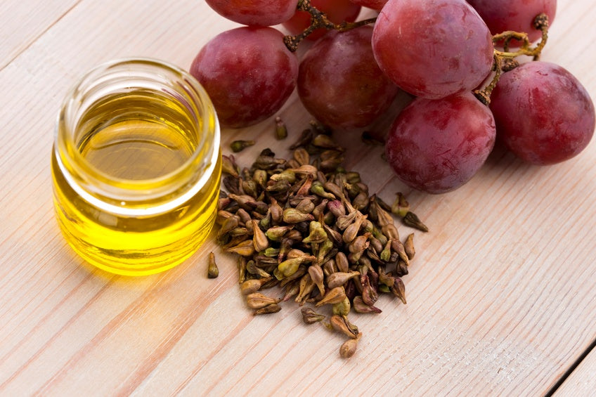 What cooking oil is best for you - grapeseed oil