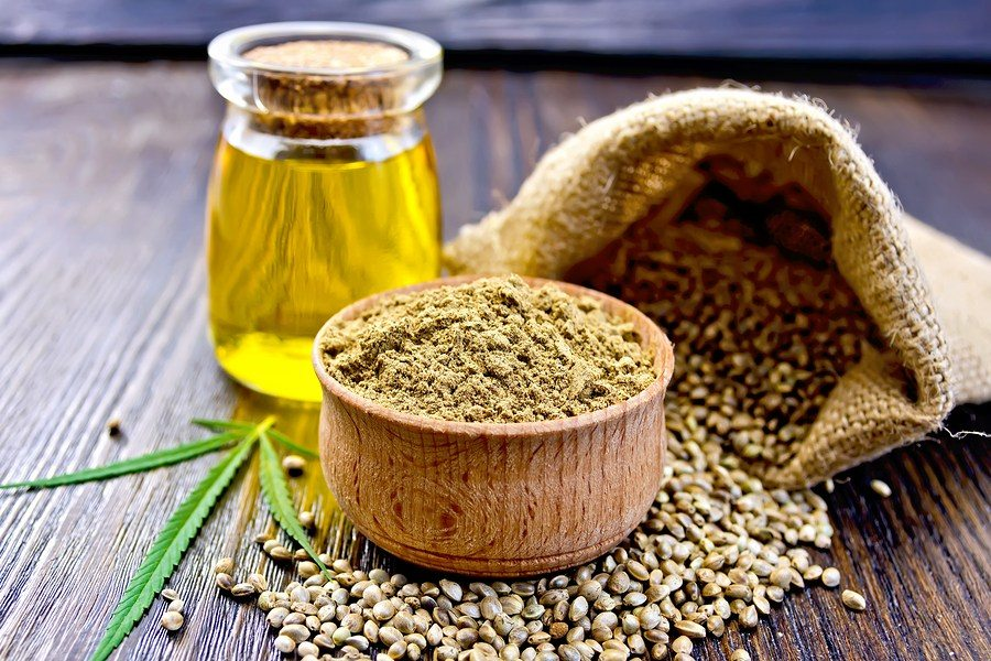 What cooking oil is best for you - hempseed oil