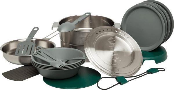 Cooking Ware For Camping - Stanley Cook Set
