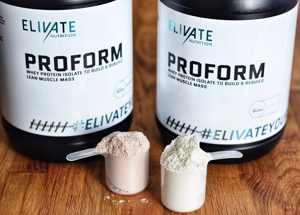 The Best CrossFit Supplements - Elivate Nutrition