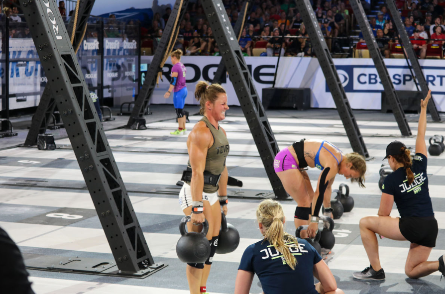 Women's Individual Events CrossFit Games