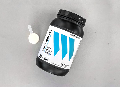 Best Tasting Whey Isolate Protein
