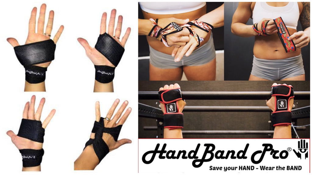 HandBand PRO - The Best CrossFit Gear Of The Year