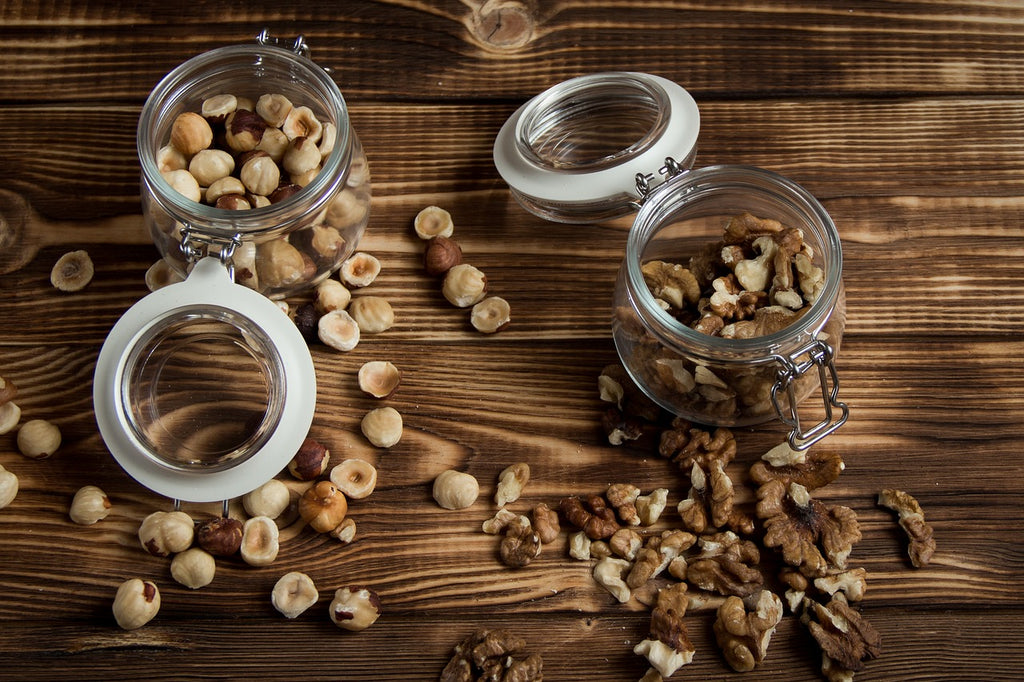 Nuts and Legumes Vegan Ketogenic Diet