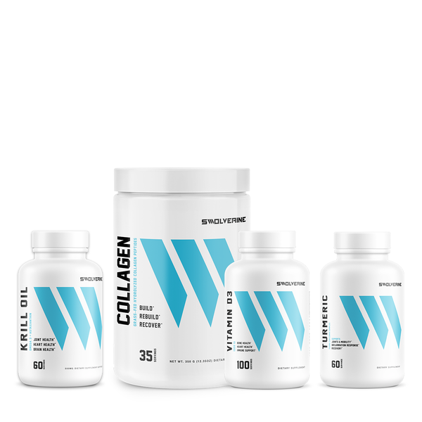 Swolverine - Joint Health Stack